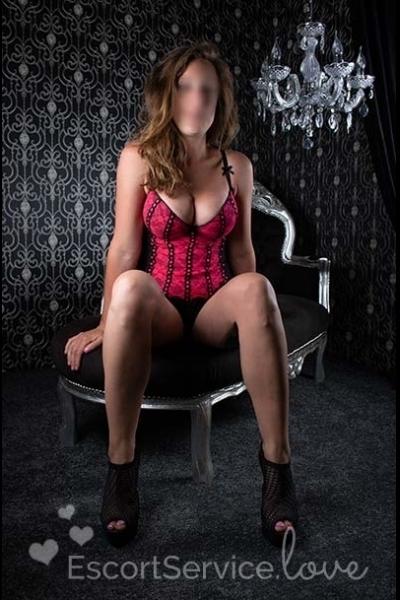 Sexy escort dame Sanne